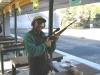 Luis Bernardez and his Remington 541 (Hunter class)